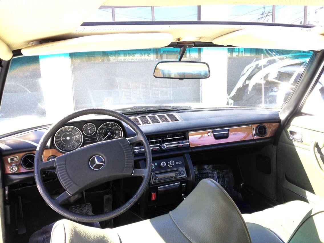 Mercedes 280 c 1974