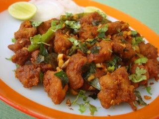 Andhra style chicken 65 reciepes pinterest prawn recipes chicken 65 is the delicious indo chinese dish here boneless chicken thighs are cooked in the vegetables and flavored with the yogurt and fresh indian spic forumfinder Choice Image