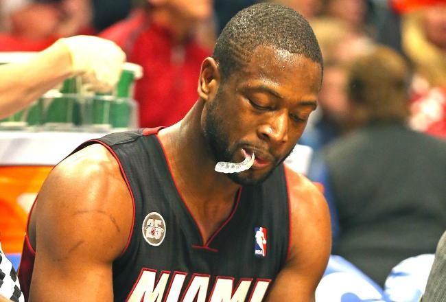 Miami Heat's Dwyane Wade Update - http://www.lakebusinessjournal.com/miami-heats-dwyane-wade-update