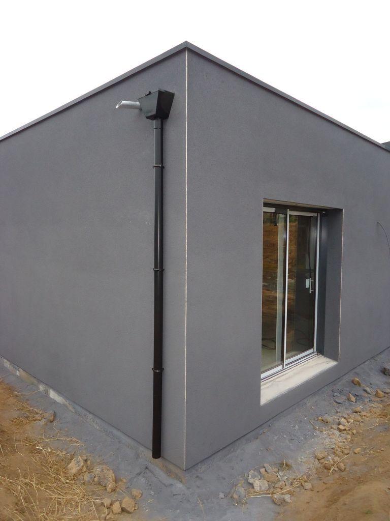 Crepi Exterieur Gris Anthracite enduit g95 gris anthracite | déco maison, maison, decoration
