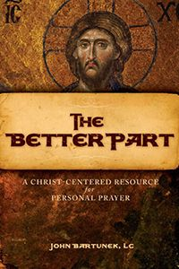 The Better Part by Fr. Bartunek {book review at my desert