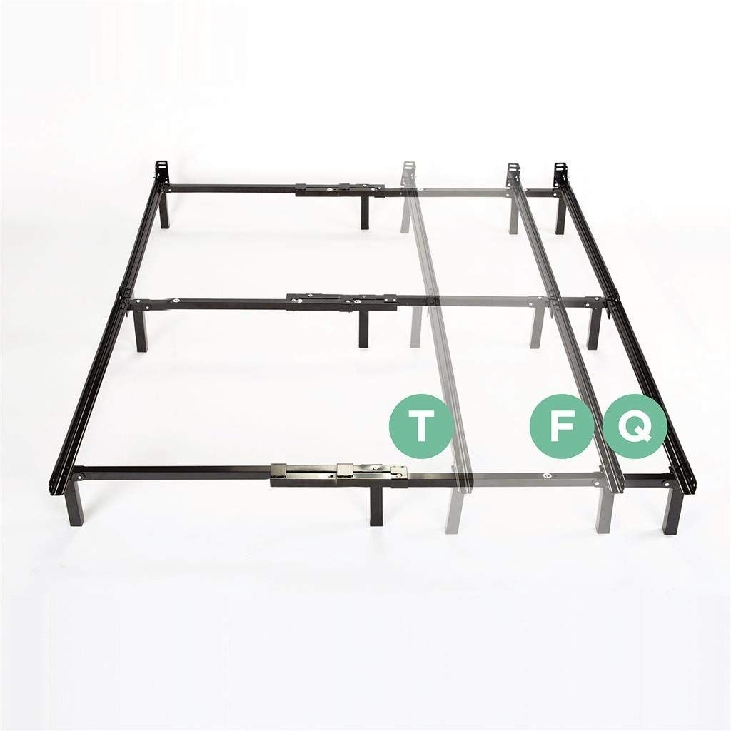 Zinus Compack Adjustable Steel Bed Frame As An Amazon