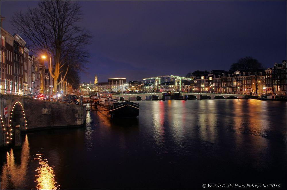 Light Festival Amsterdam by Watze D. de Haan
