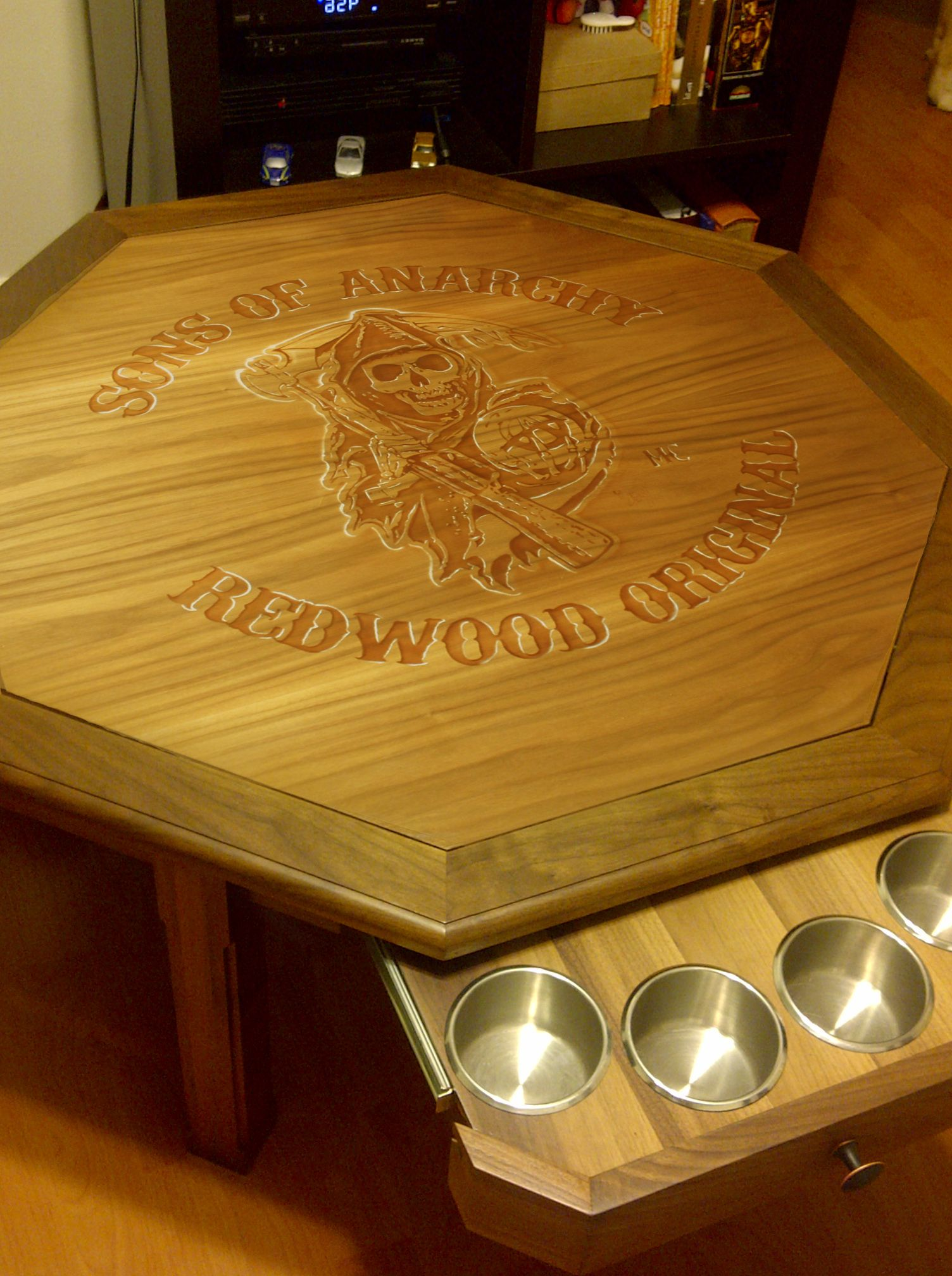 Soa Custom Made Solid Walnut Perfect Coffee Table Just Flip The