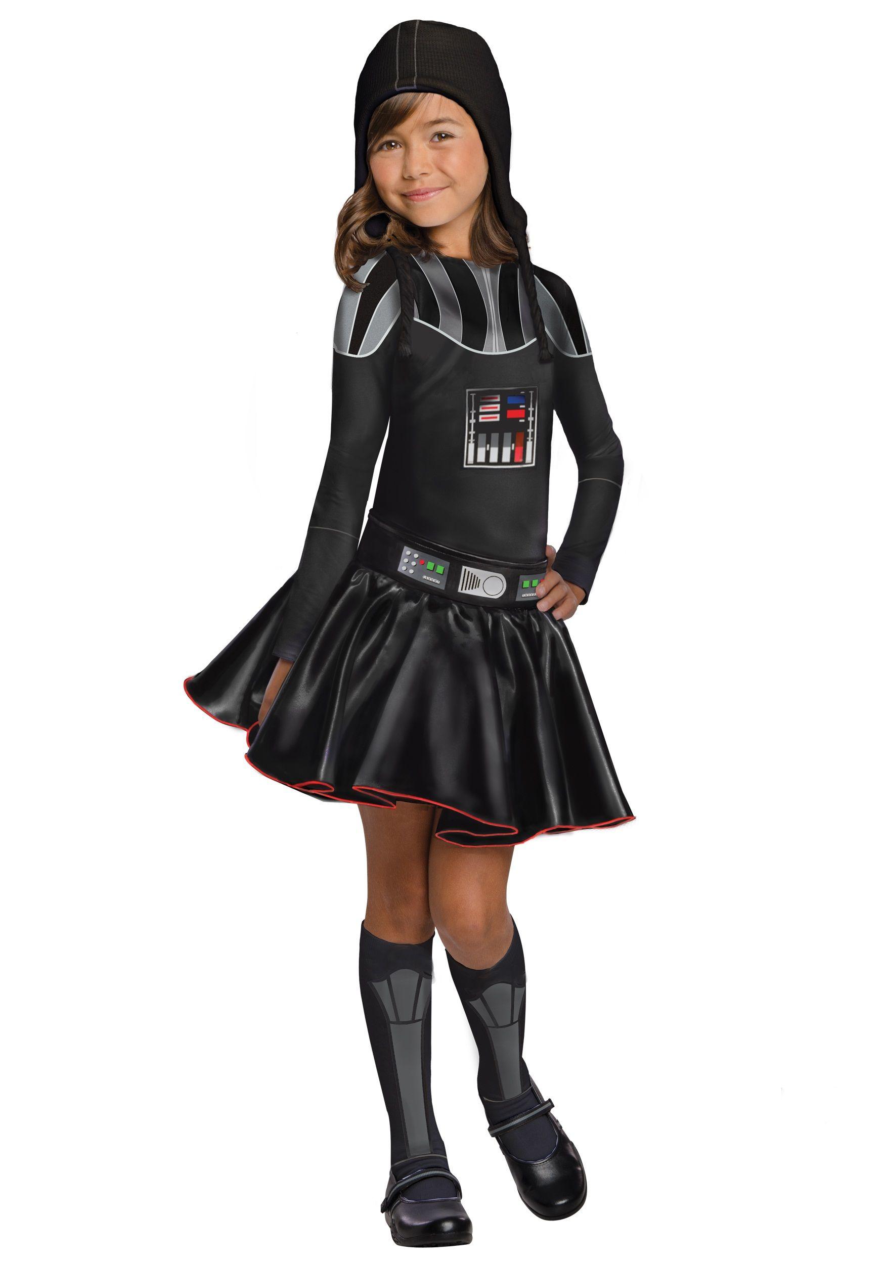 Darth Vader Costumes - Deluxe Adult, Child, Kid Darth Vader ...