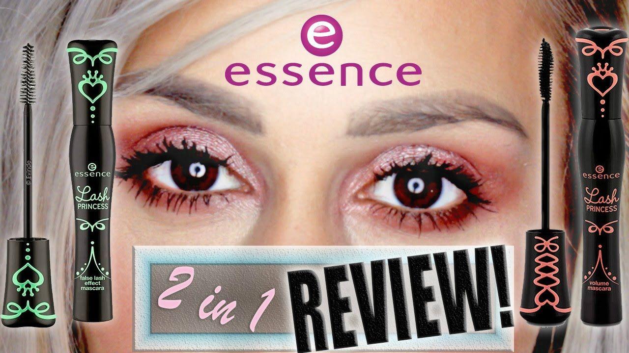 18++ Mascara essence princess lash inspirations