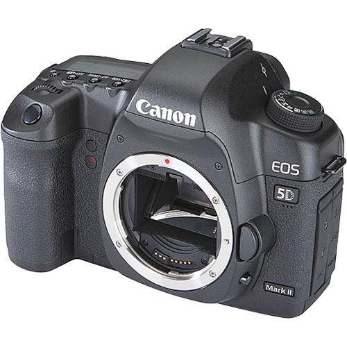 Canon Eos 5d Mark Ii 21 1mp Full Frame Cmos Digital Slr Camera Body Only Canon Digital Camera Digital Camera Eos