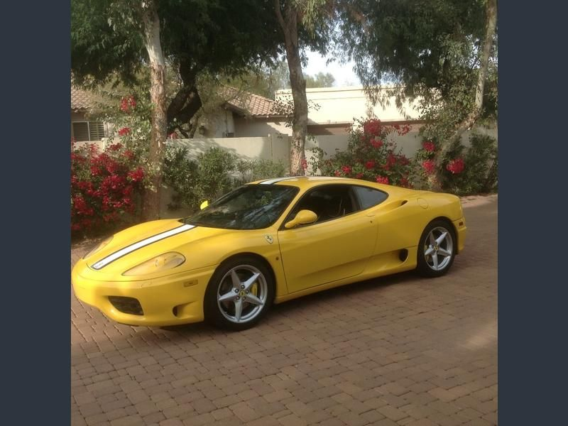 Used 2000 Ferrari 360 Modena for sale in Paradise Valley