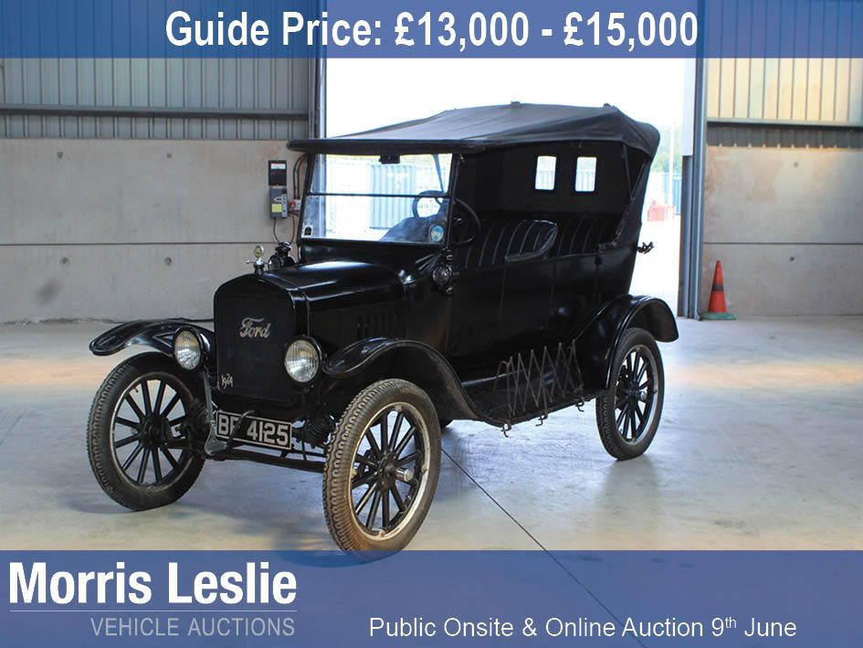 Ebay 1924 Ford Model T 2850cc Pre1960s Cars Ford Models