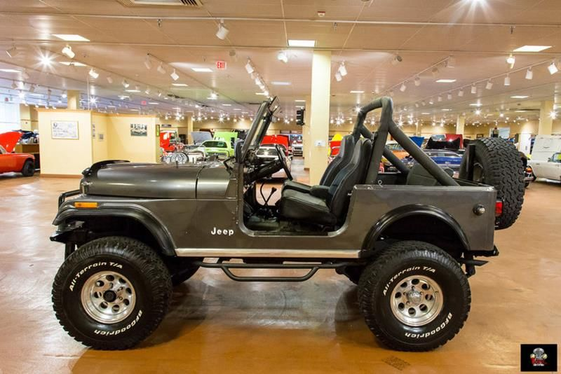 1986 Jeep Cj 7 For Sale In Orlando Fl Jeep Cj Jeep Jeep Cj7