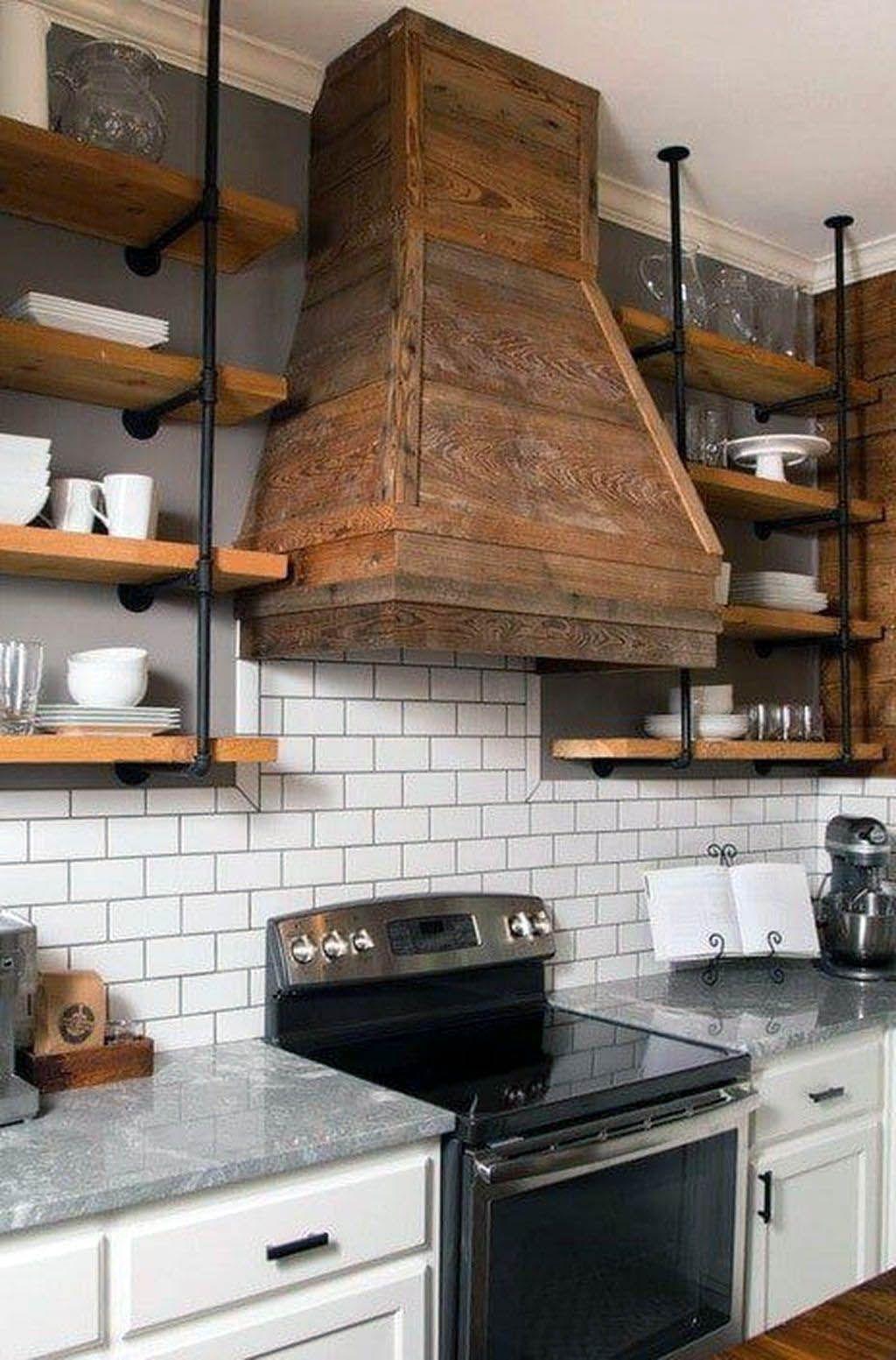 11 Best Outdoor Kitchen Ideas And Designs For Your Stunning Kitchen Kitchen Vent Farmhouse Kitchen Design Kitchen Vent Hood