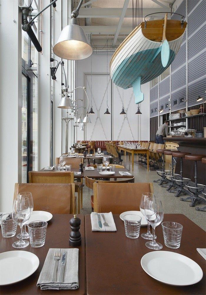 Oaxen Krog \ Slip A Marine-Inspired Restaurant in Stockholm - restaurant statement