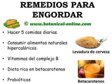 Formulas caseras para adelgazar rapidamente spanish