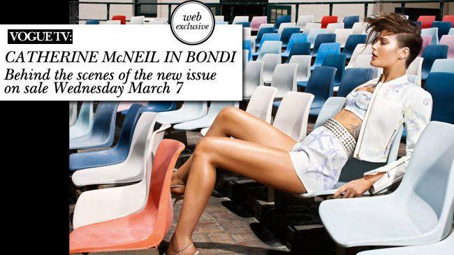 From Vogue Australia.