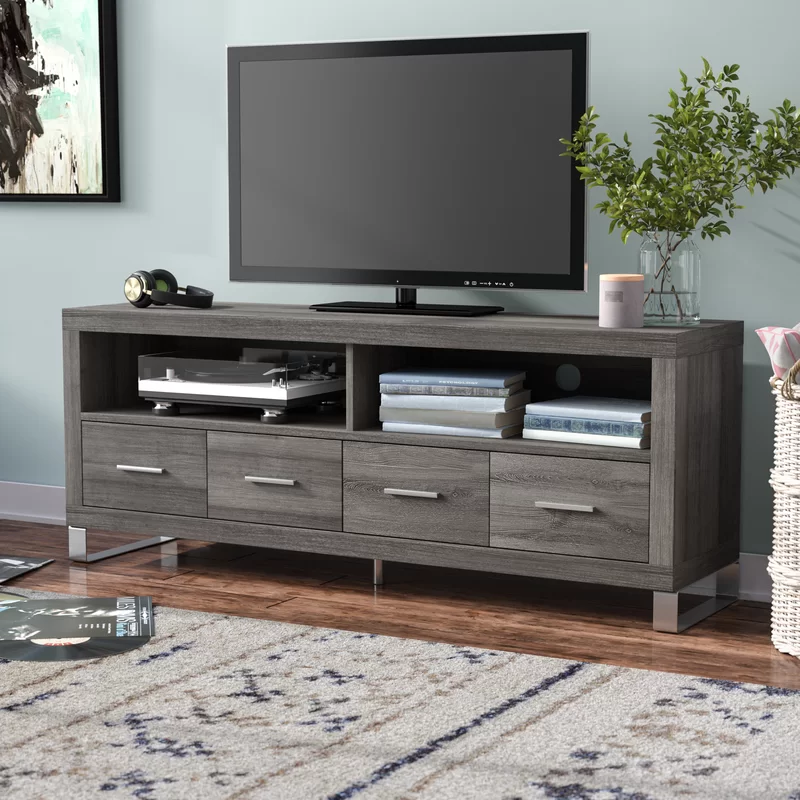 Maner Tv Stand For Tvs Up To 70 In 2021 Living Room Tv Stand Living Room Grey Living Room Furniture Sale