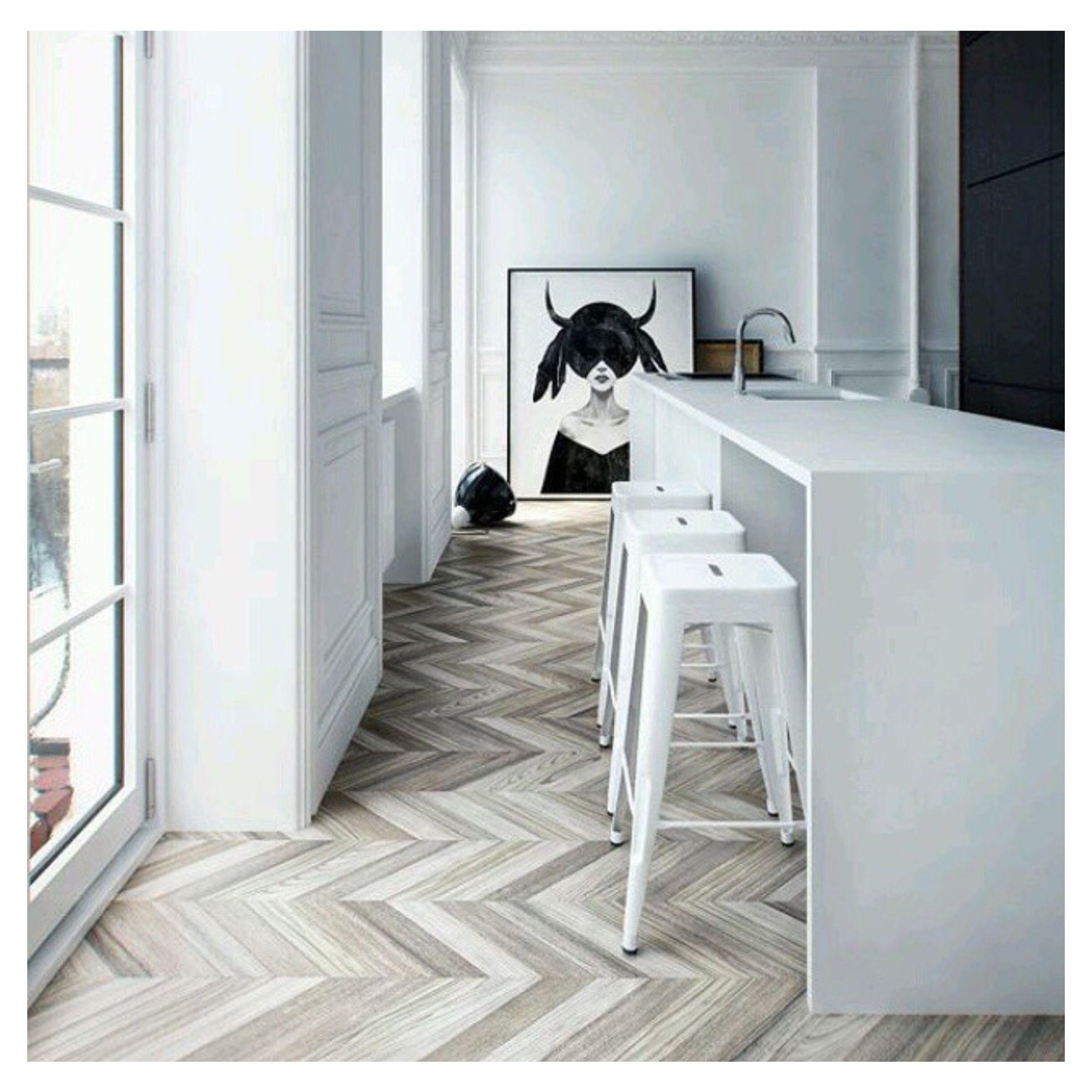 Herringbone floors   Kitchens   Pinterest   Herringbone, Wood ...