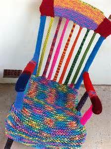Yahoo! Image Search Results for yarn bomb chair | Yarn Bombing ...