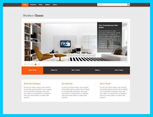 Modern Classic WordPress Theme by UFO Themes | Premium WordPress ...