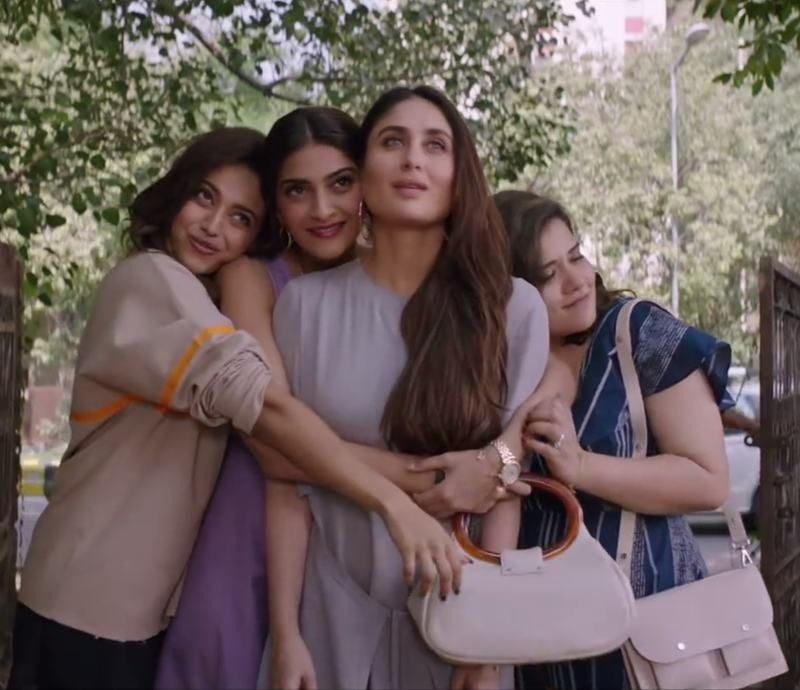Veere Di Wedding Cast.Veere Di Wedding Wiki Cast Story Songs Trailer Review Kareena