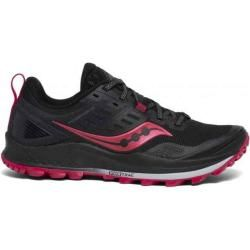 Photo of Saucony Peregrine Schuhe Damen schwarz 40.0 Saucony