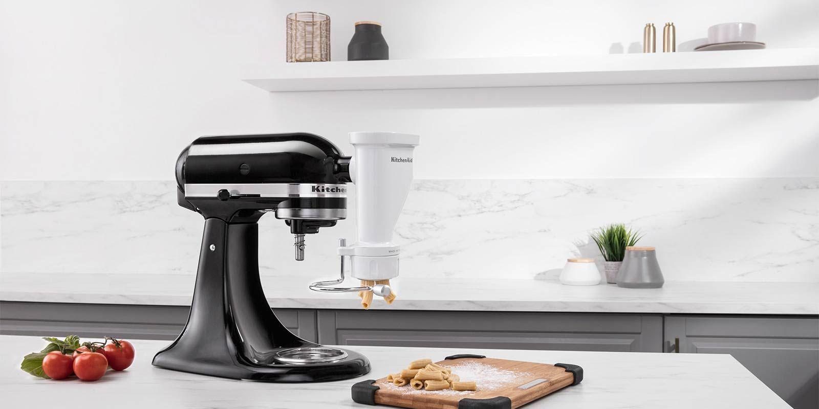 Optionales Zubehör für die KitchenAid-Küchenmaschine | Kitchen aid ...