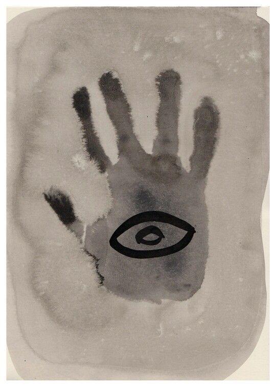 Hamsa 2 / Hand Eye and Fish / Shay Id Alony / Munster, Germany