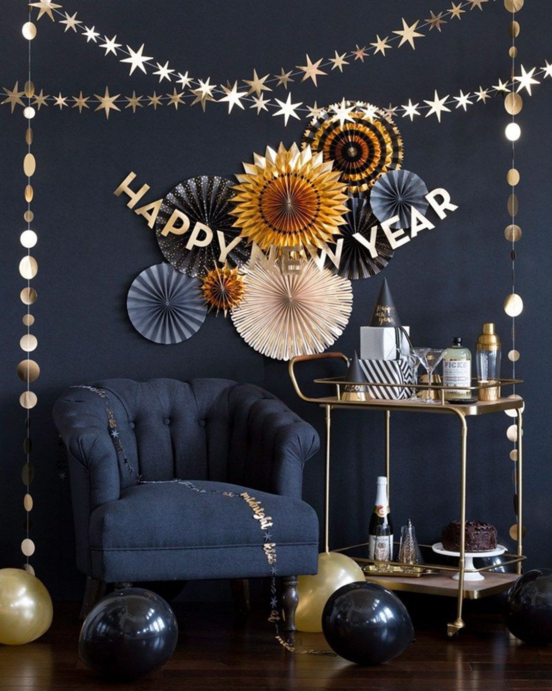 Adorable 10 DIY New Year 2020 Decorations For Easy And Low