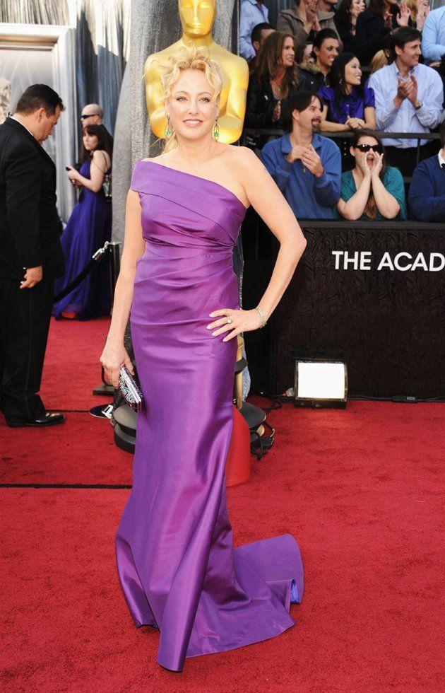Virginia Madsen   Oscars 2012   Pinterest   Vestiditos
