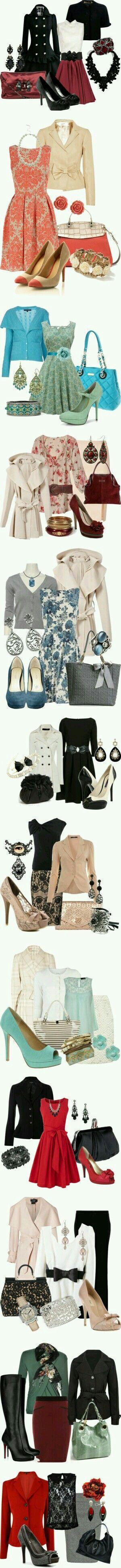Look para la semana... #Casual #Formal #Chic #moda