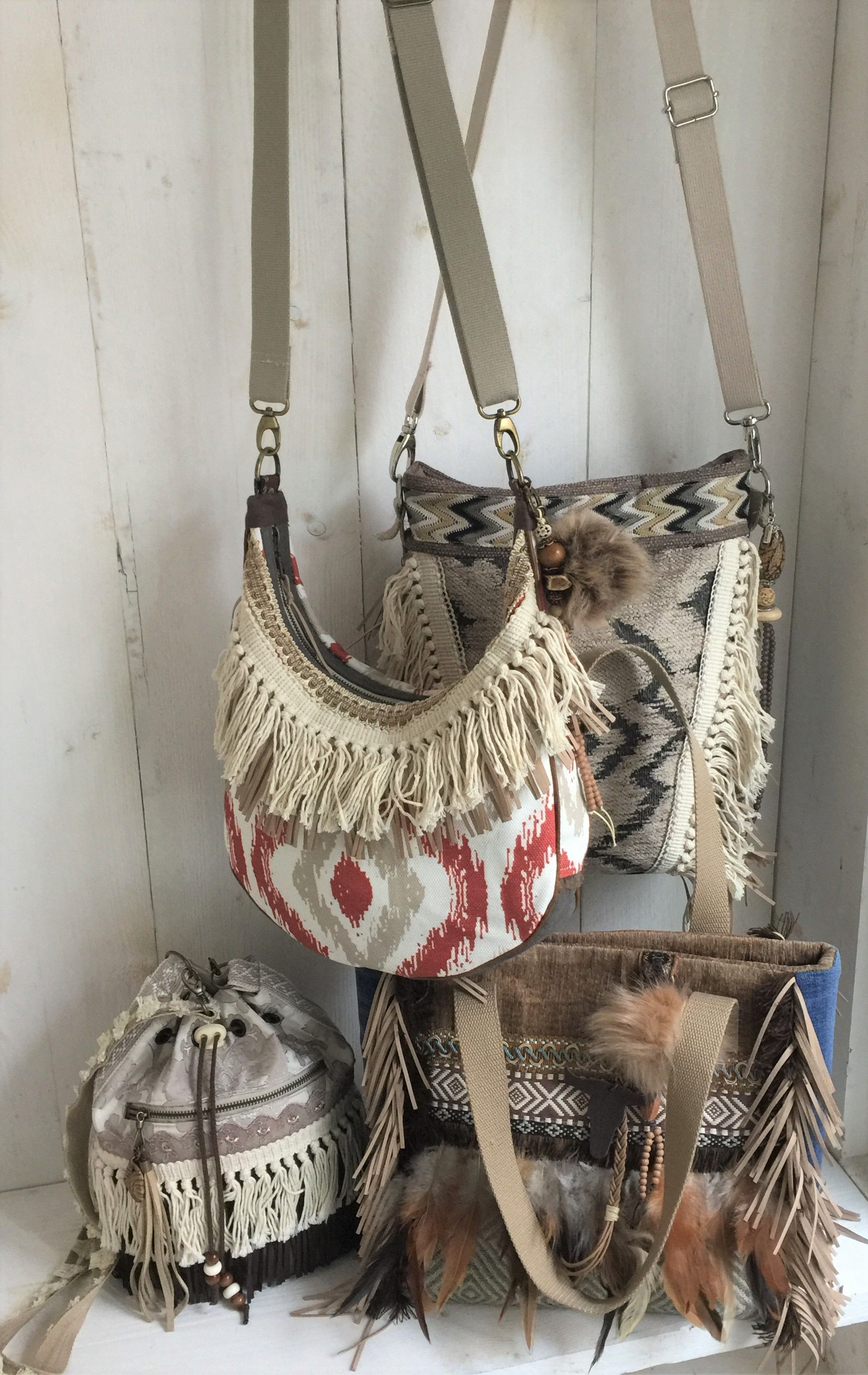Boho Exclusive purses and handbags latest collection new photo