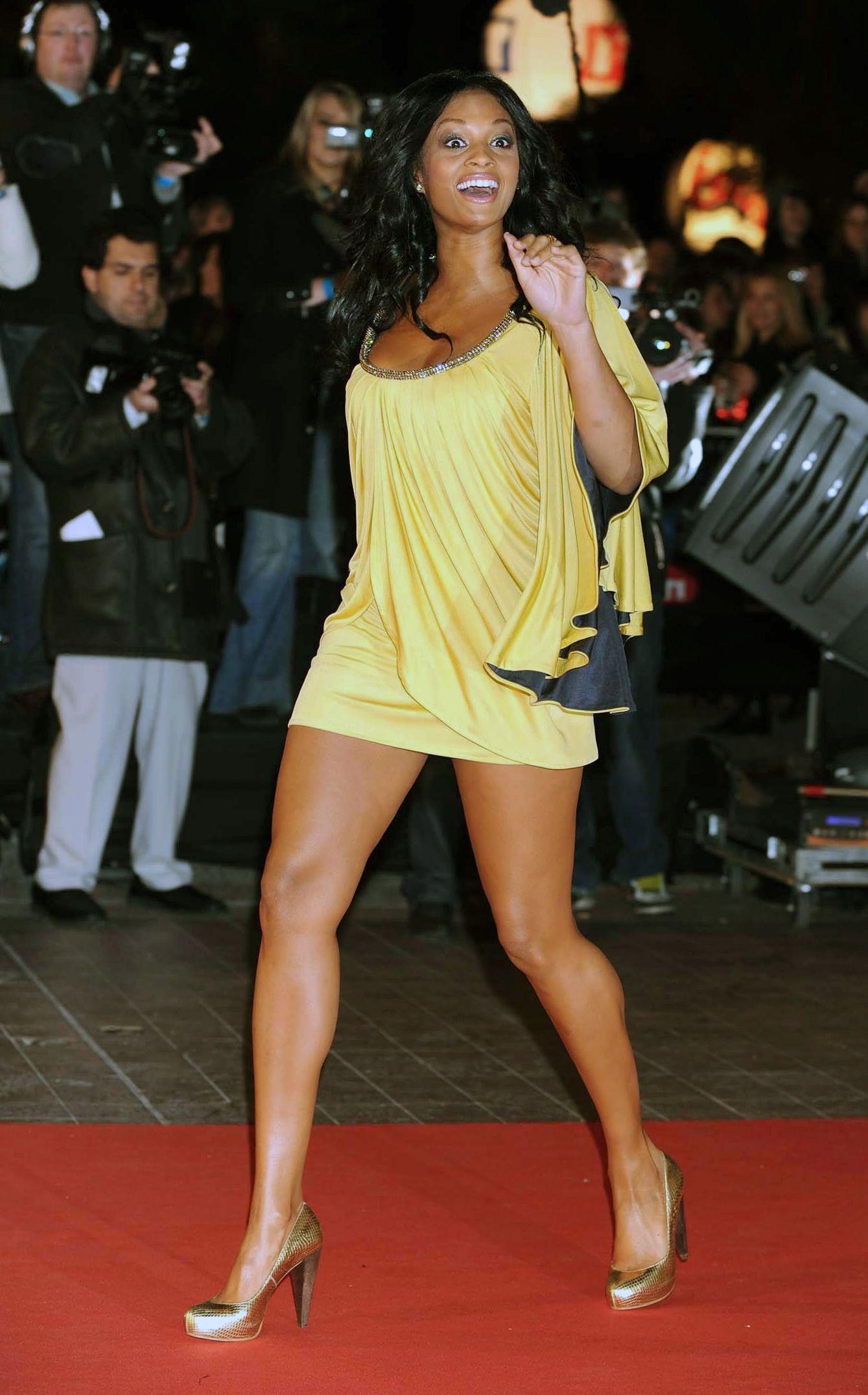 Photo Of Alesha Dixon Sexy Legs  Alesha Dixon  Alesha -4823