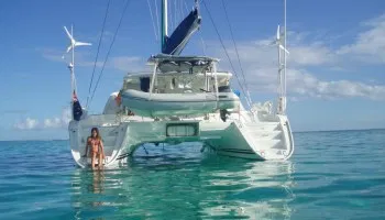Yacht Broker Gary Fretz has been at it for many years and