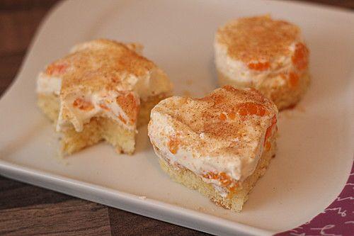 Fantakuchen mit Mandarinen-Schmand - chefkoch käsekuchen muffins
