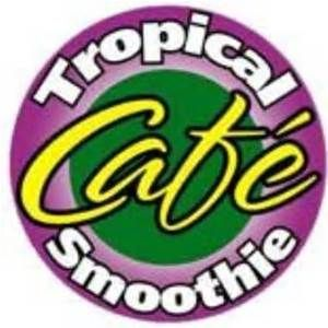 Free Smoothie At Tropical Smoothie Cafe Tropical Smoothie Tropical Smoothie Cafe Free Birthday Stuff
