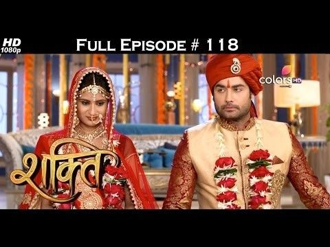 Colours Tv Drama Serial | Shakti - Episode 118 | This drama is about