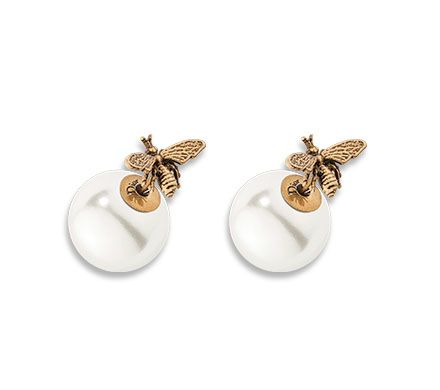Boucles d'oreilles pendantes dior