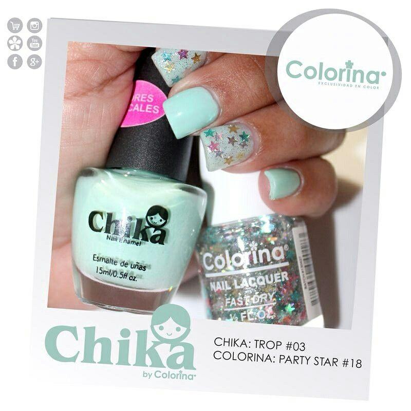 Colorina Nail Lacquer Y Chika