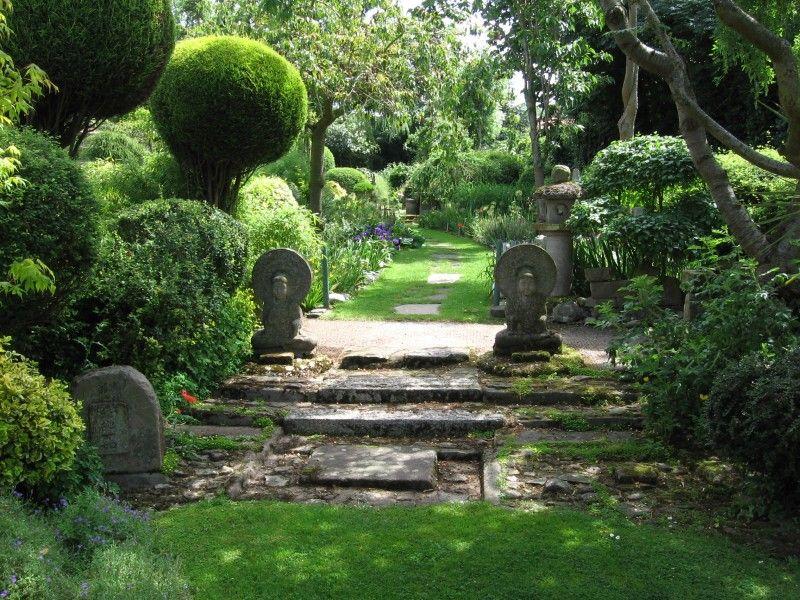 Pure Land Meditation Centre and Japanese Garden near Newark, Nottinghamshire