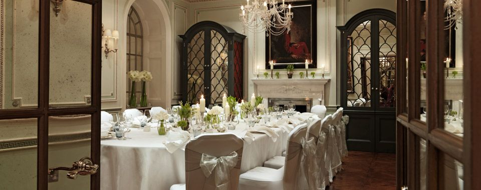 Luxury London Wedding The Connaught Mayfair