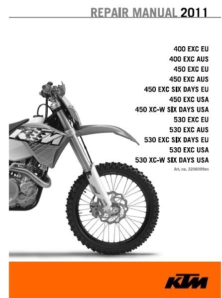 Pin By Ross Guscott On Manuals Owners Manuals Ktm 400 Repair Manuals