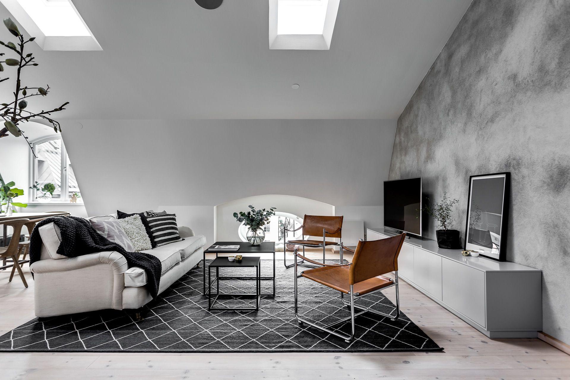 Deco A Tous Les Etages du gris à tous les étages   décoration appartement, déco