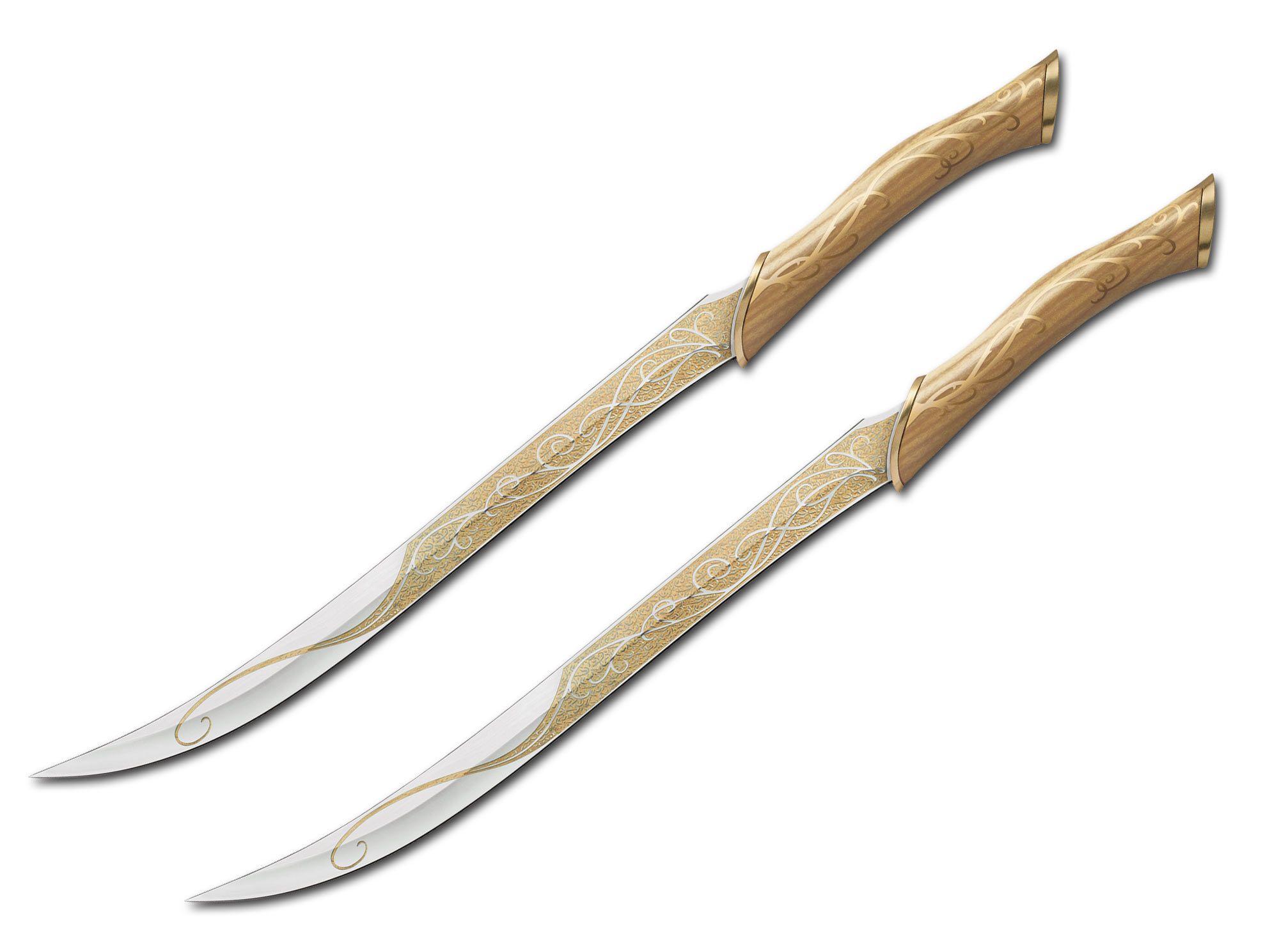 Hobbit United Cutlery The Hobbit: Legolas Dagger With ...