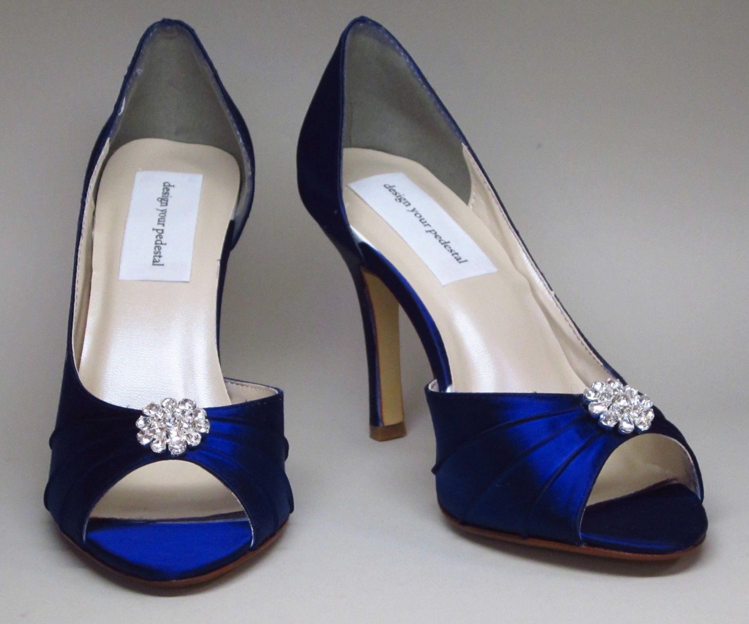 1000  images about shoes on Pinterest | Cobalt blue shoes, Wedding ...