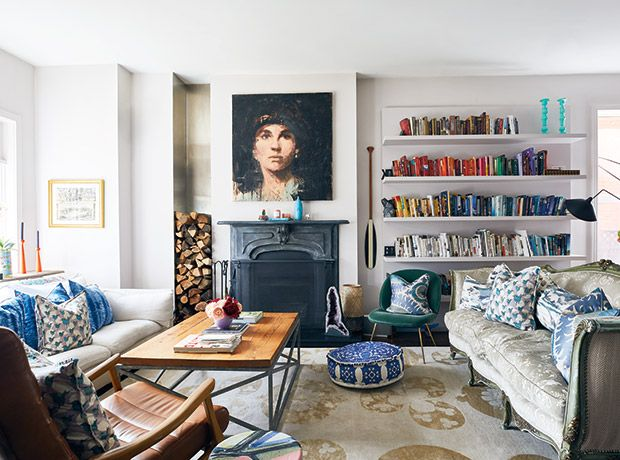 This Home Will Inspire You To Be Fearless With Decorating This Year