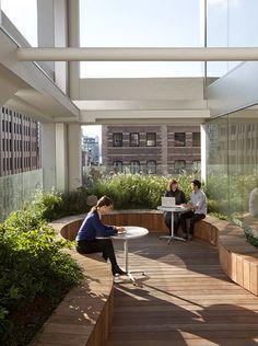 Wieden Kennedy New York Work Architecture Company Kiến Truc Thiết Kế Y Tưởng