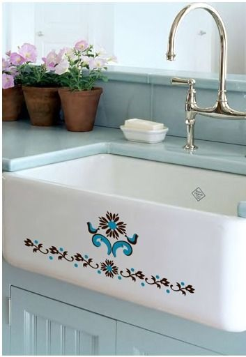 cottage norwegian rosemaling decorative decals norwegian rh pinterest com Sink Cover I Refuse to Sink Infinity Template