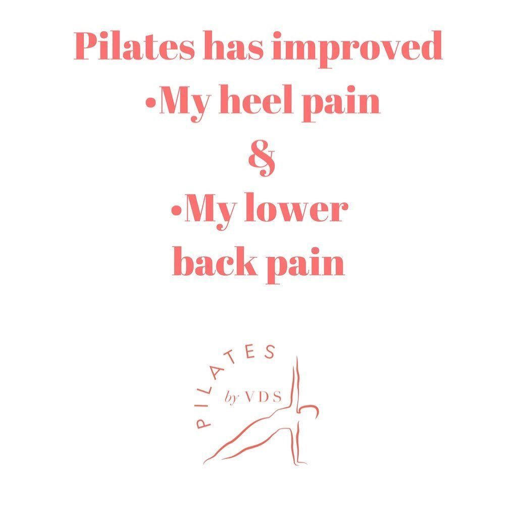 Nothing makes me happier hearing clients feedback about how pilates has helped them! So many people...