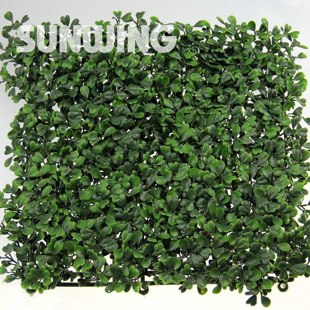 Buy 48Pcs 25X25Cm Artificial Ivy Fence Garden Decorative Artificial ...