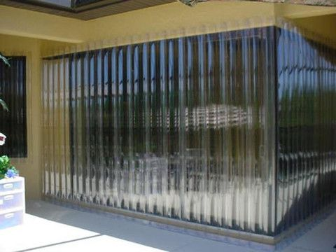 145 25 Quot X 86 Quot Clear Guard Storm Panel Hurricane Shutters
