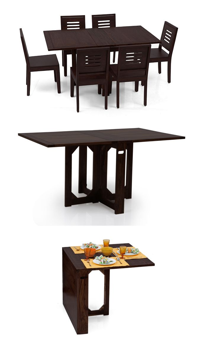 Danton Folding Dining Table Set On Urban Ladder Dining Table House Styles Table